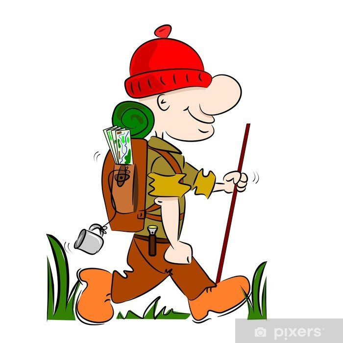 fototapety-karikatura-turista-tramp-jit-kempovani-s-batohem-a-holi.jpg.jpg